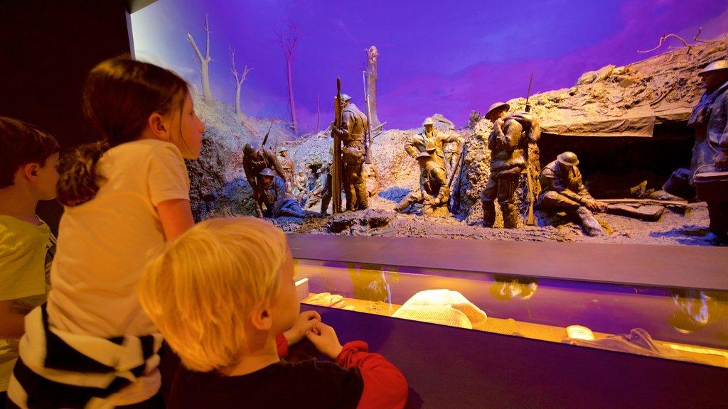 Australian War Memorial as well as children