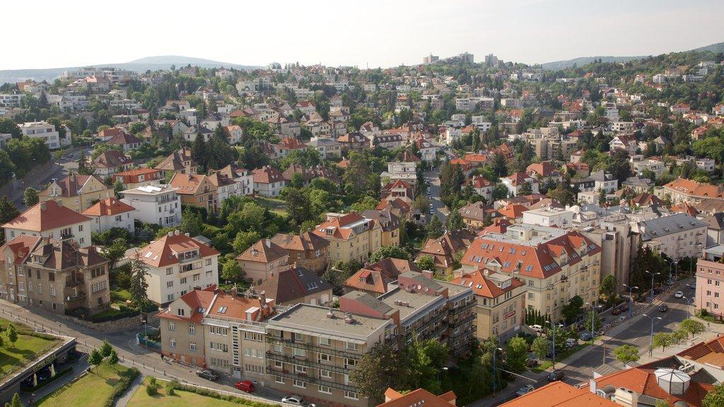 Bratislava Castle which includes a city
