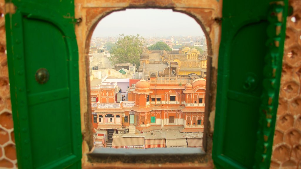 Jaipur which includes a city