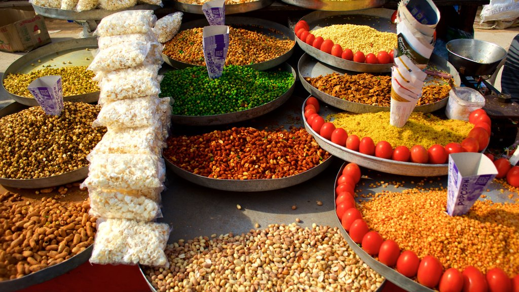 Museo Central ofreciendo mercados y comida