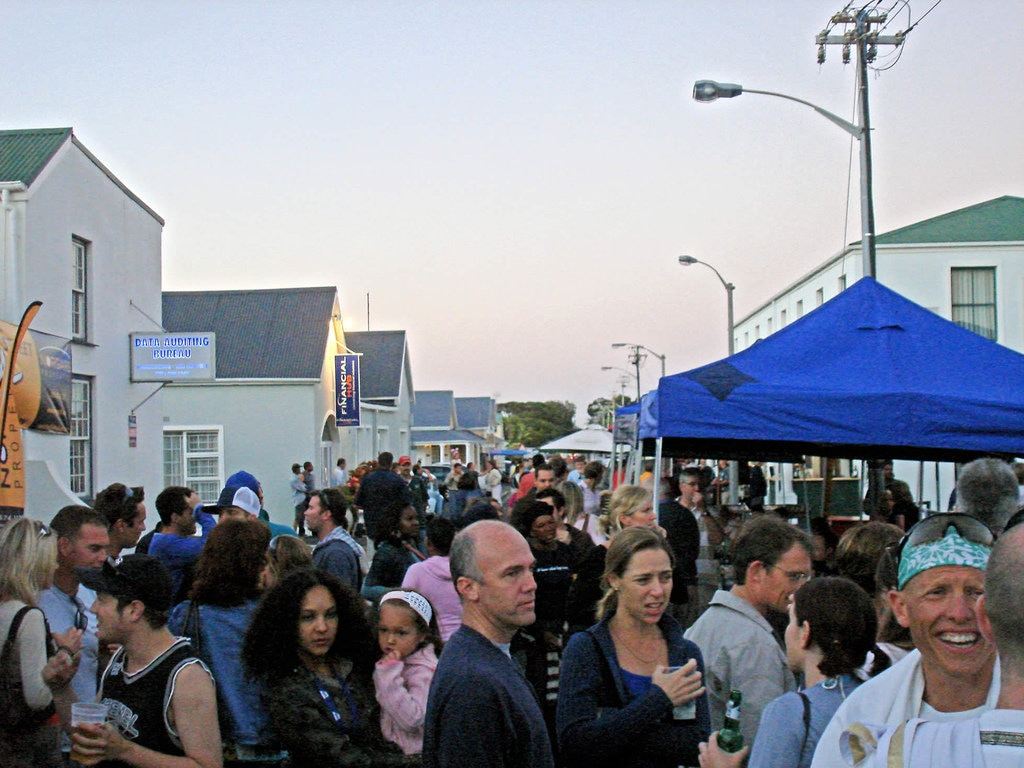 Harfield Village street festival