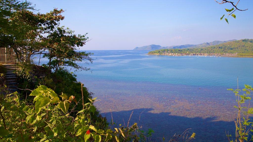 Cebu Island featuring general coastal views