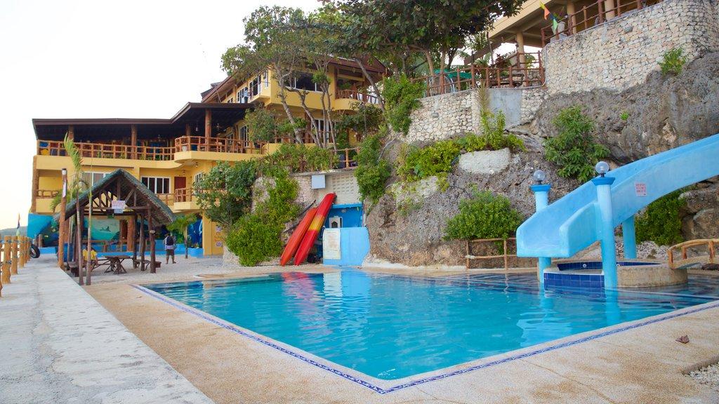 Dalaguete Beach which includes a pool