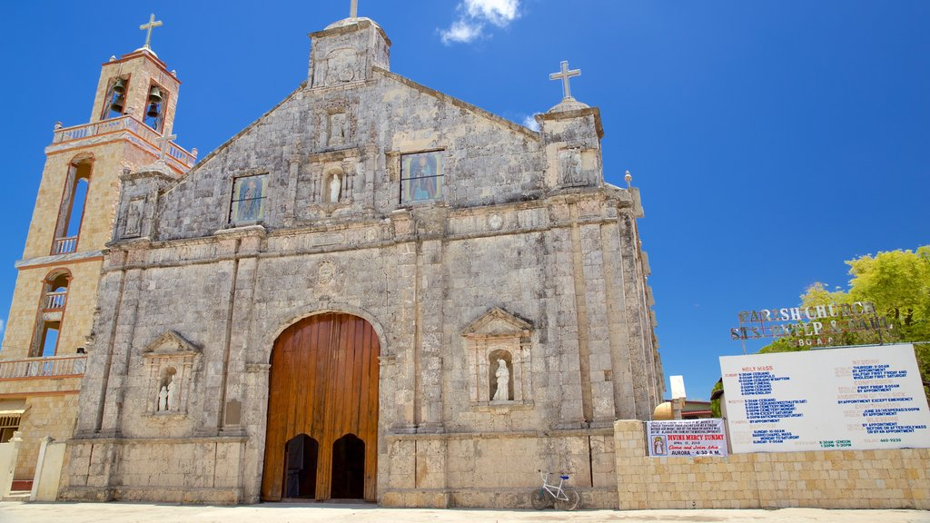Saints Peter and Paul Parish featuring a church or cathedral and heritage architecture