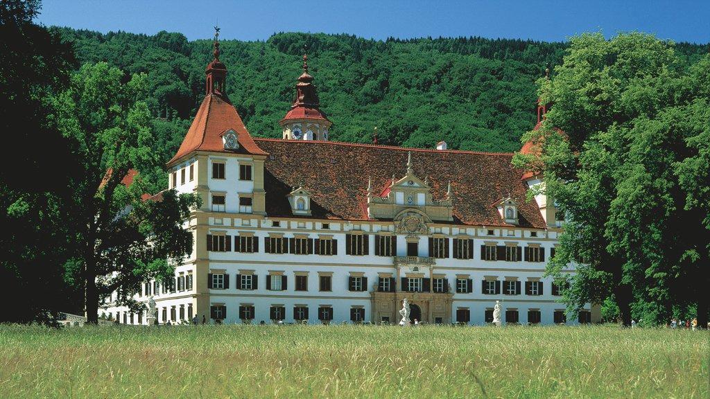 Graz which includes heritage architecture
