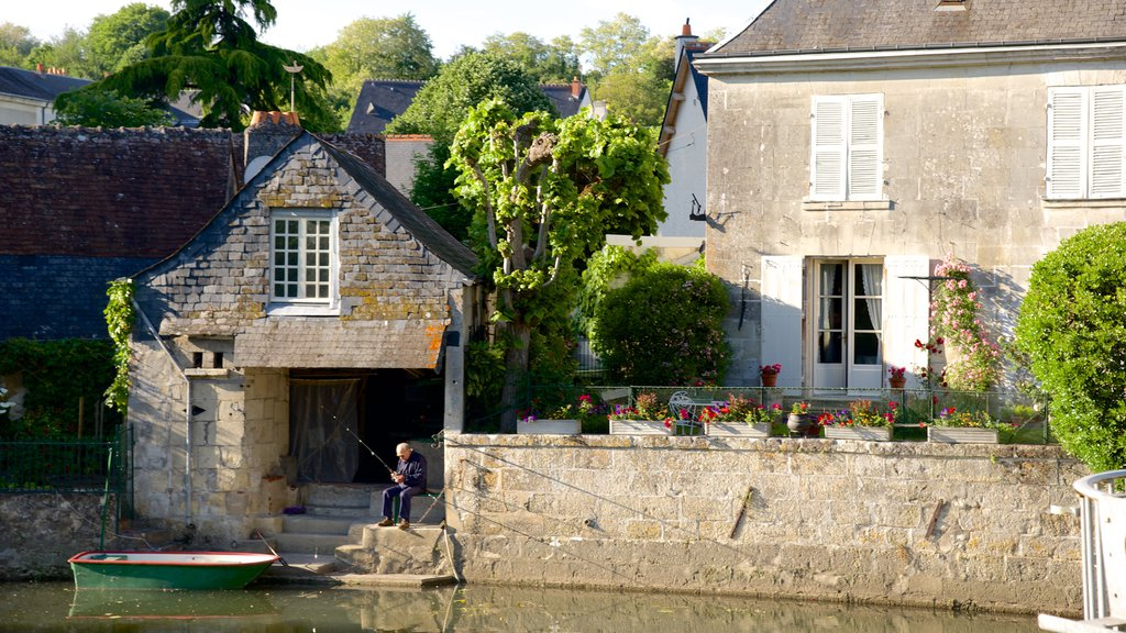 Centre - Loire Valley featuring a house and fishing