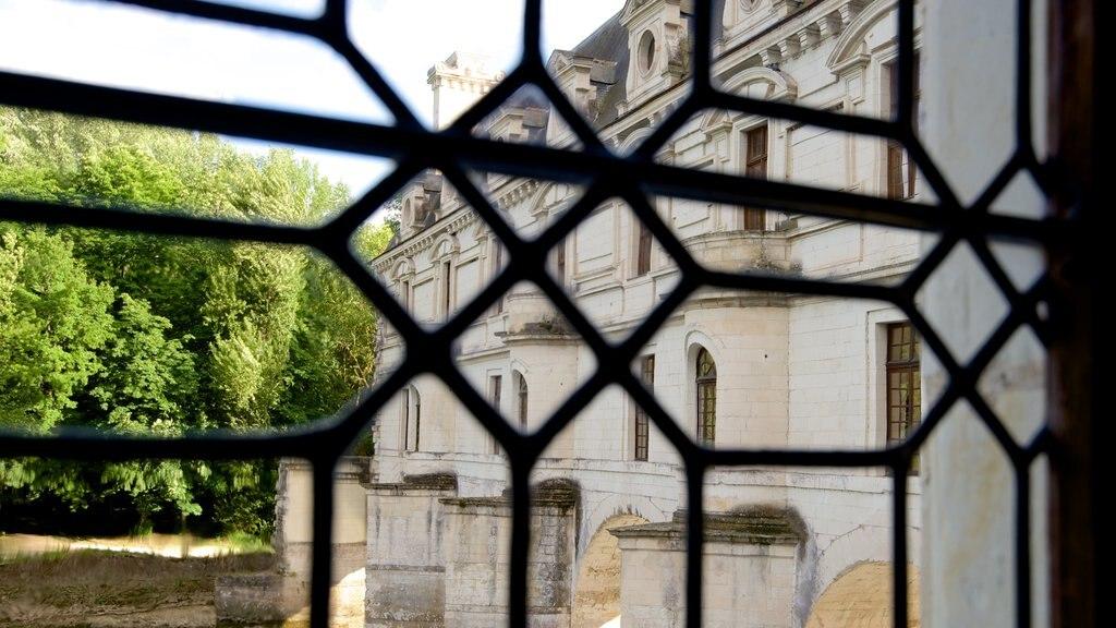 Chateau de Chenonceau featuring a castle