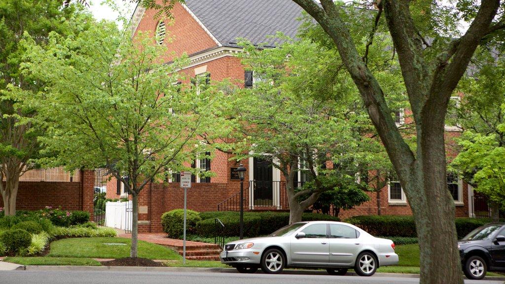 Fairfax featuring a house
