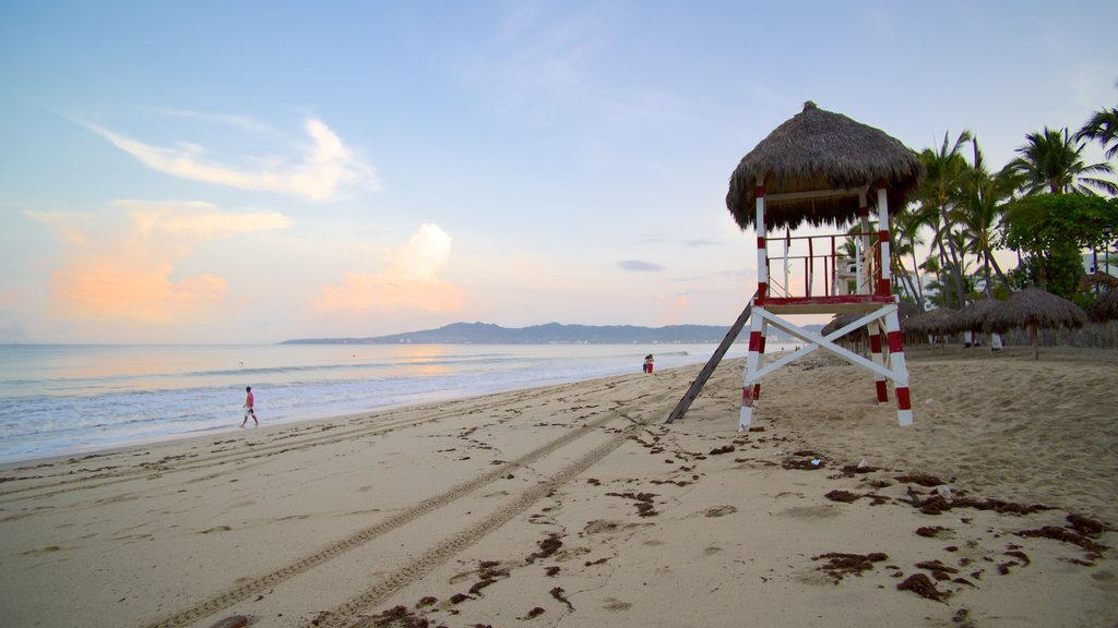 Nuevo Vallarta Beach featuring a beach