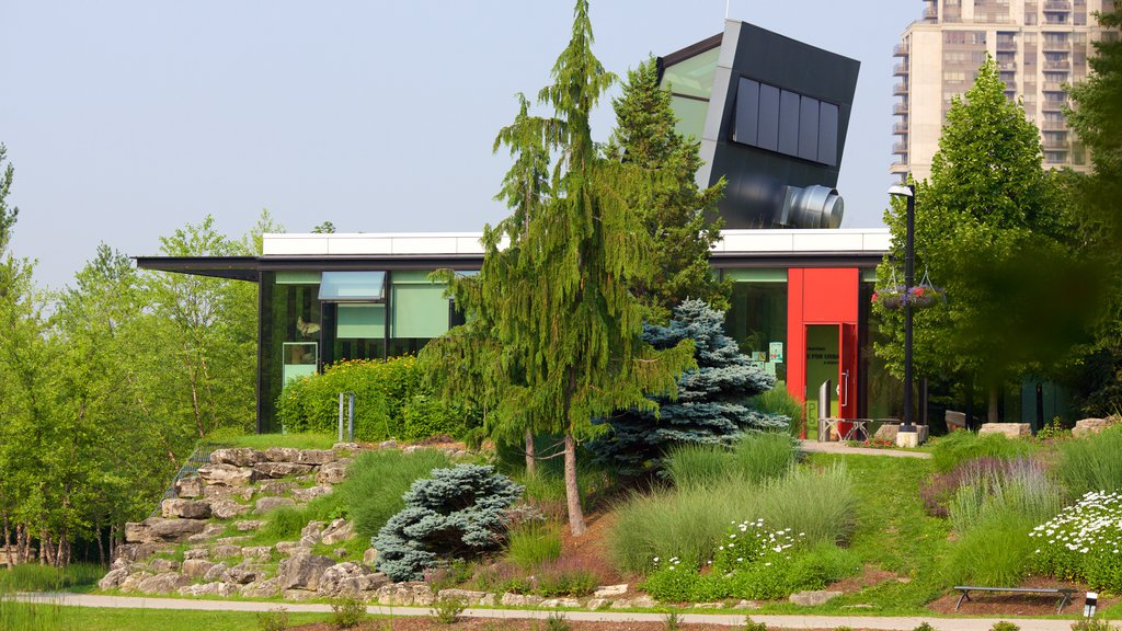 Rexdale which includes modern architecture
