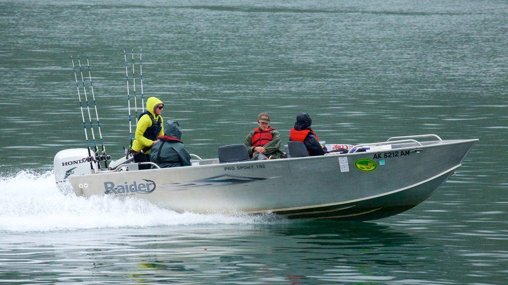 Ketchikan showing boating