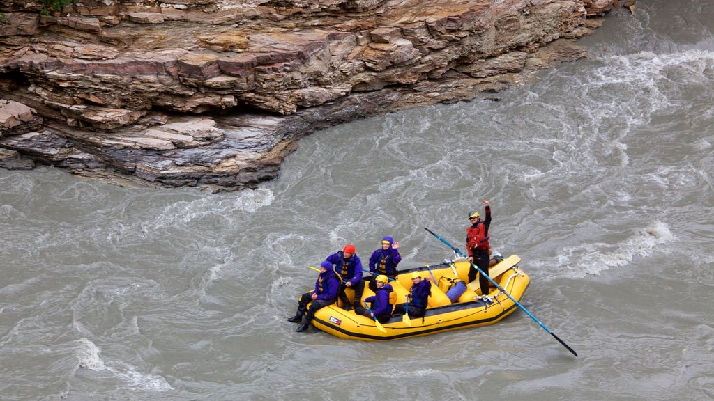 Interior Alaska which includes rafting and rapids