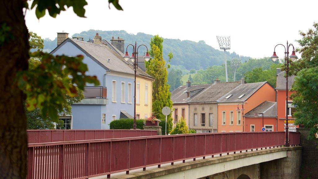 Diekirch featuring a bridge