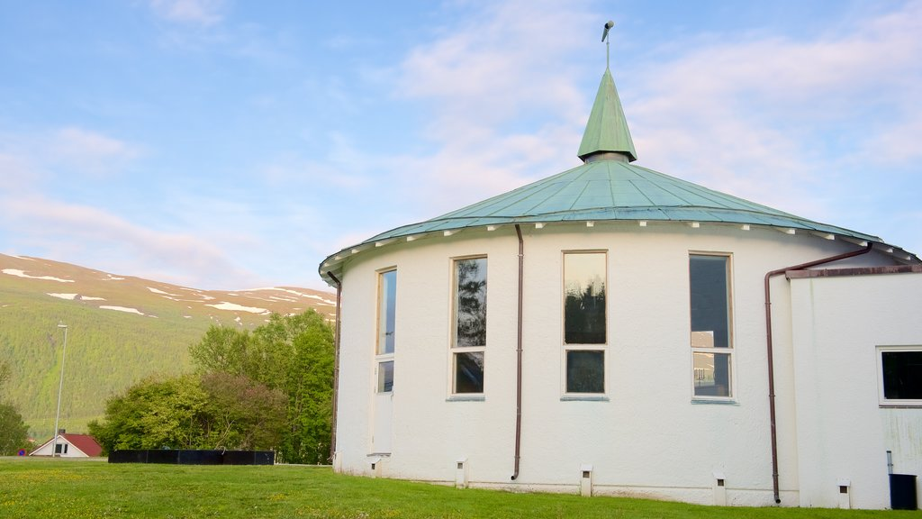 Tromso University Museum