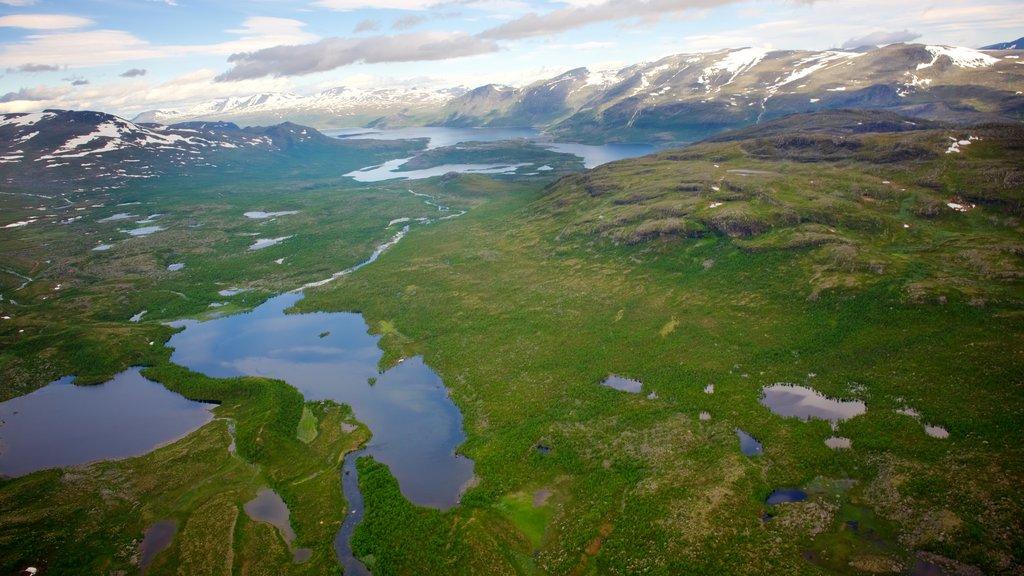 Parque Nacional de Stora Sjofallet