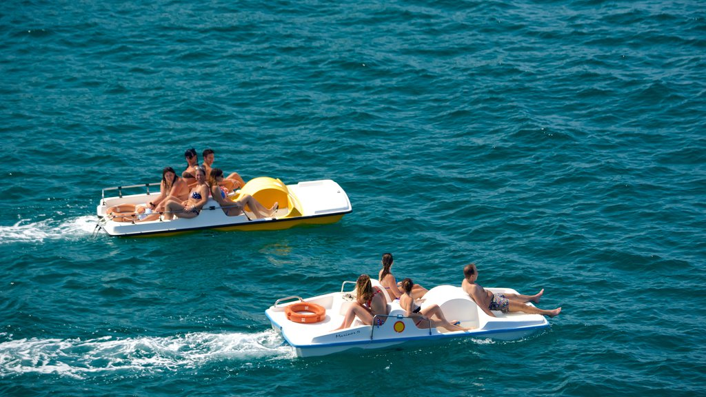 Polignano a Mare which includes boating