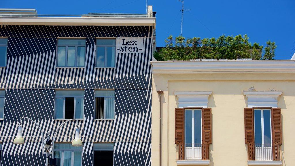 Bari featuring modern architecture