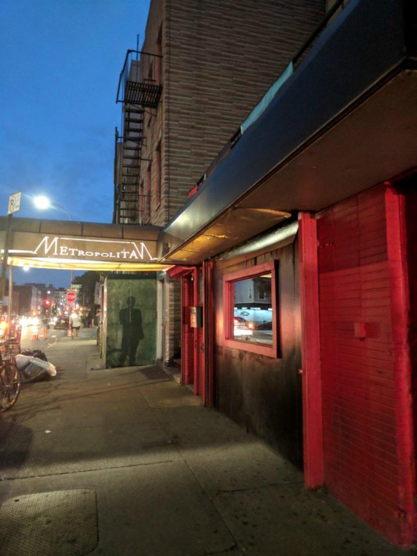 Metropolitan Gay Bar in Brooklyn