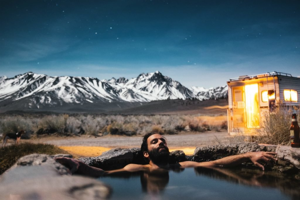 Entspannen in Mammoth Lakes