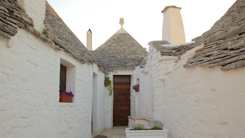 Alberobello which includes a house
