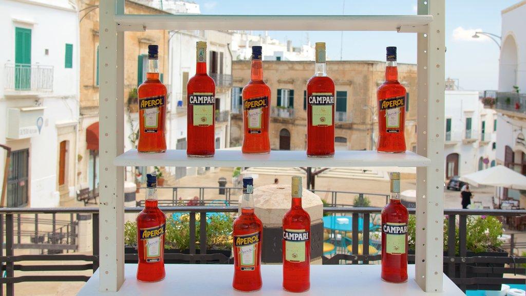 Brindisi featuring drinks or beverages