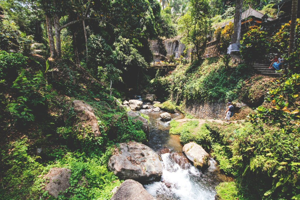 Gunung Kawi auf Bali