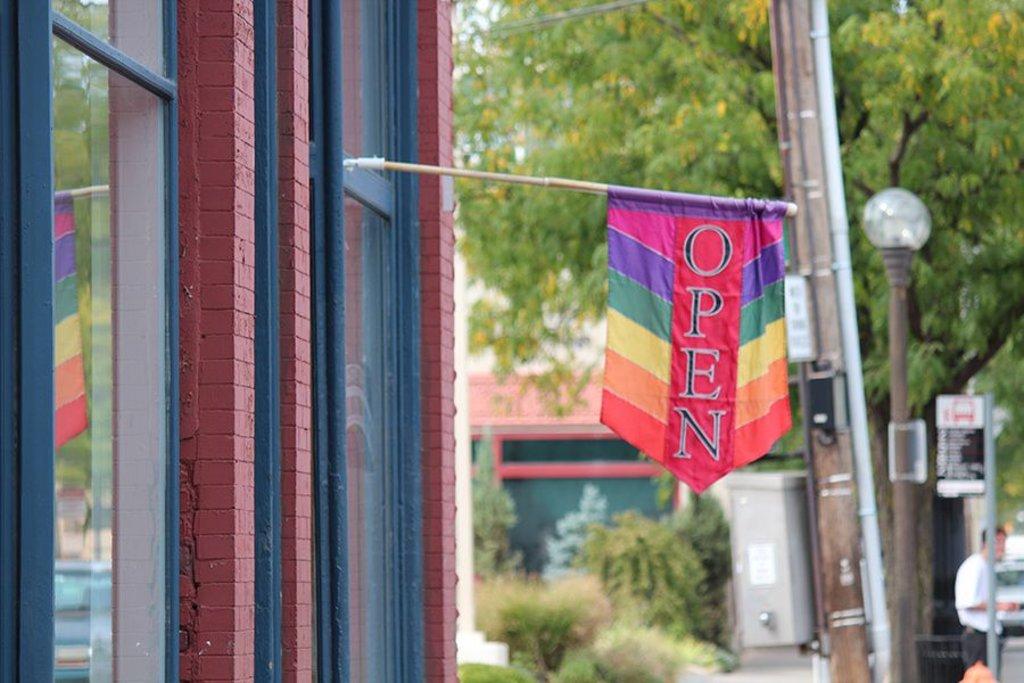 LGBT Buchladen in Ohio