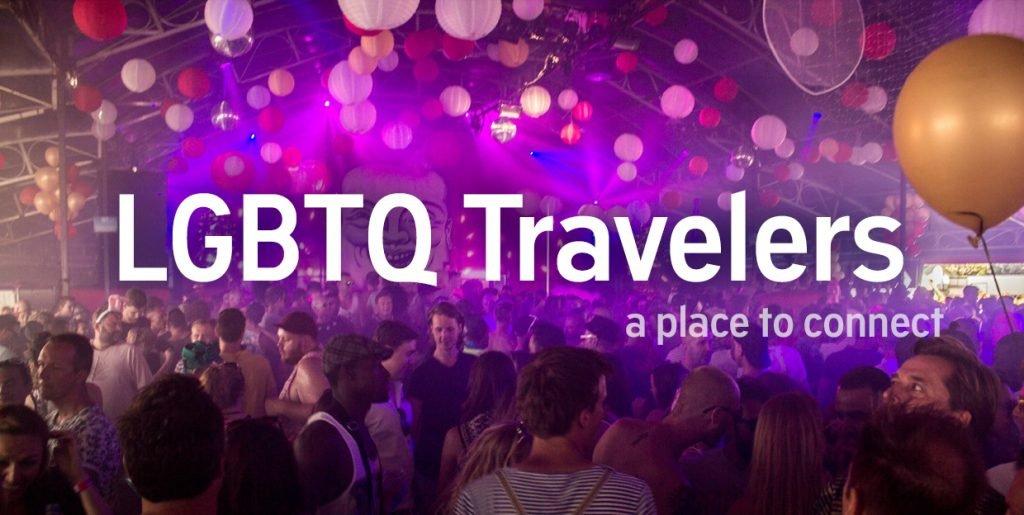 LGBTQ Travelers Facebook Gruppe