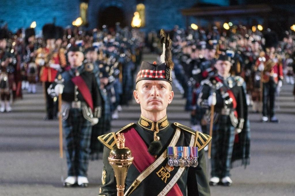 Military Tattoo Edinburgh
