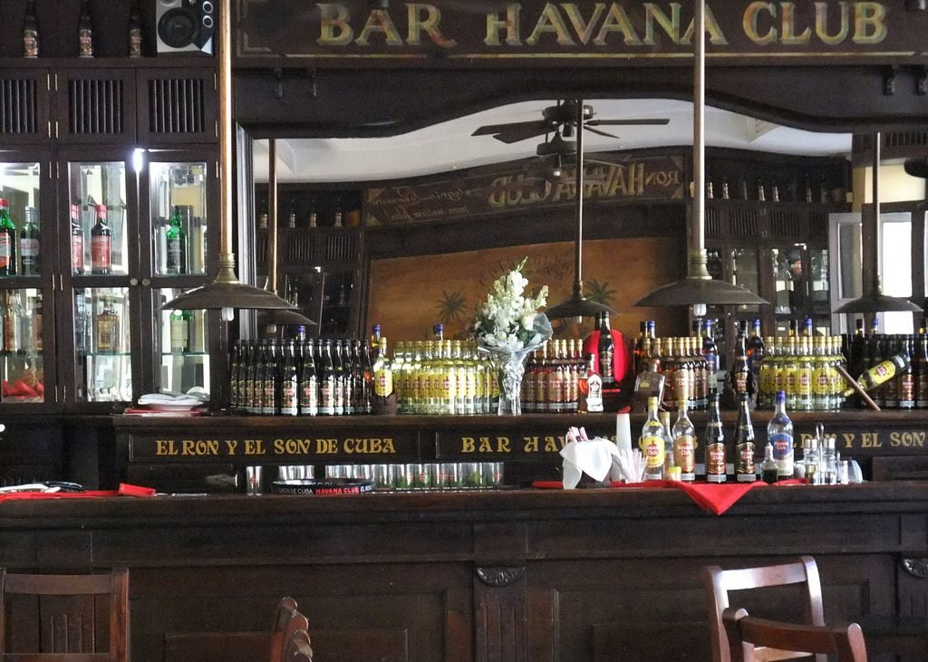 Museo del Ron Havana Club in Havanna, Kuba