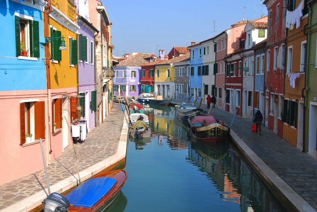 Murano in Venedig