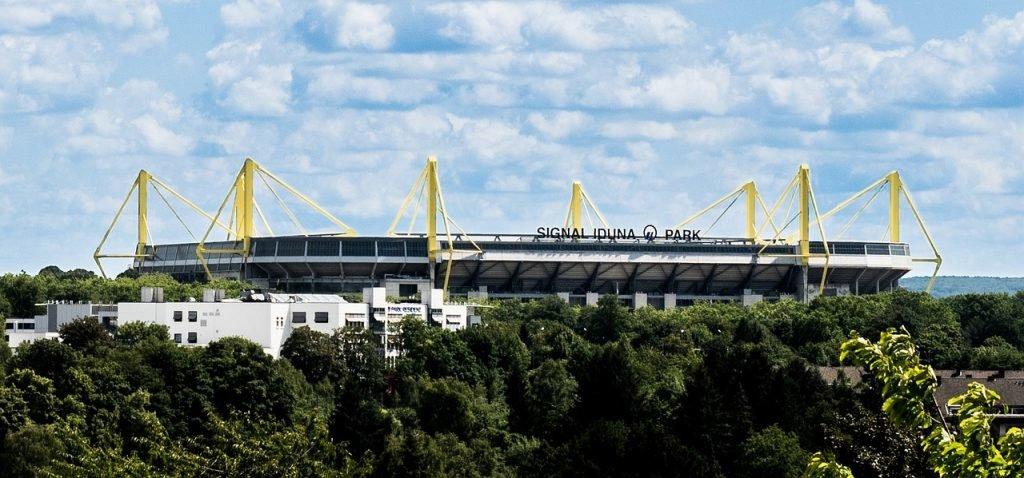Signal Iduna Stadium in Dortmund