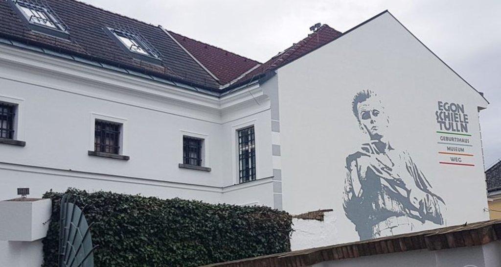 Egon Schiele in Tulln
