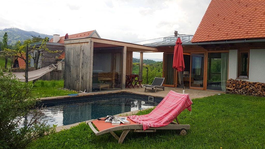 Hundefreundliches Ferienhaus in der Südsteiermark