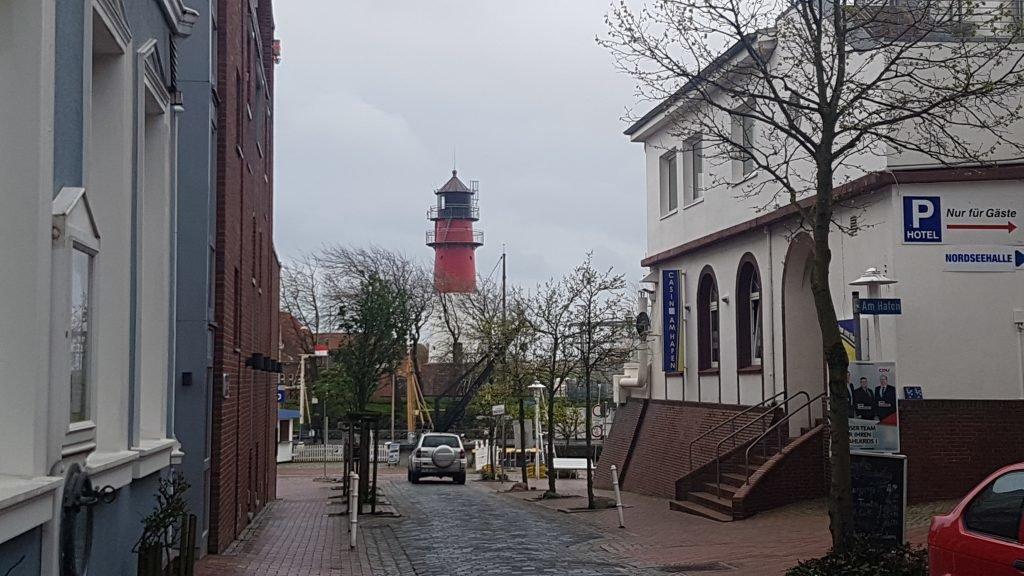 Leuchtturm in Büsum