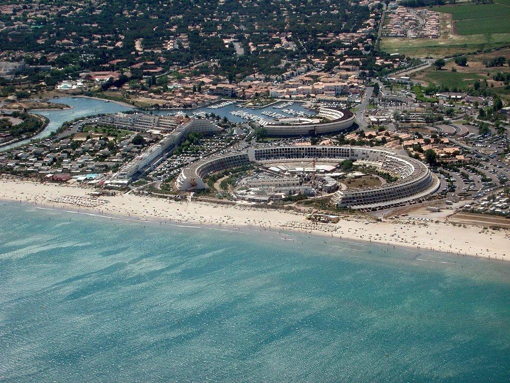FKK-Strand Cap D'Agde in Frankreich