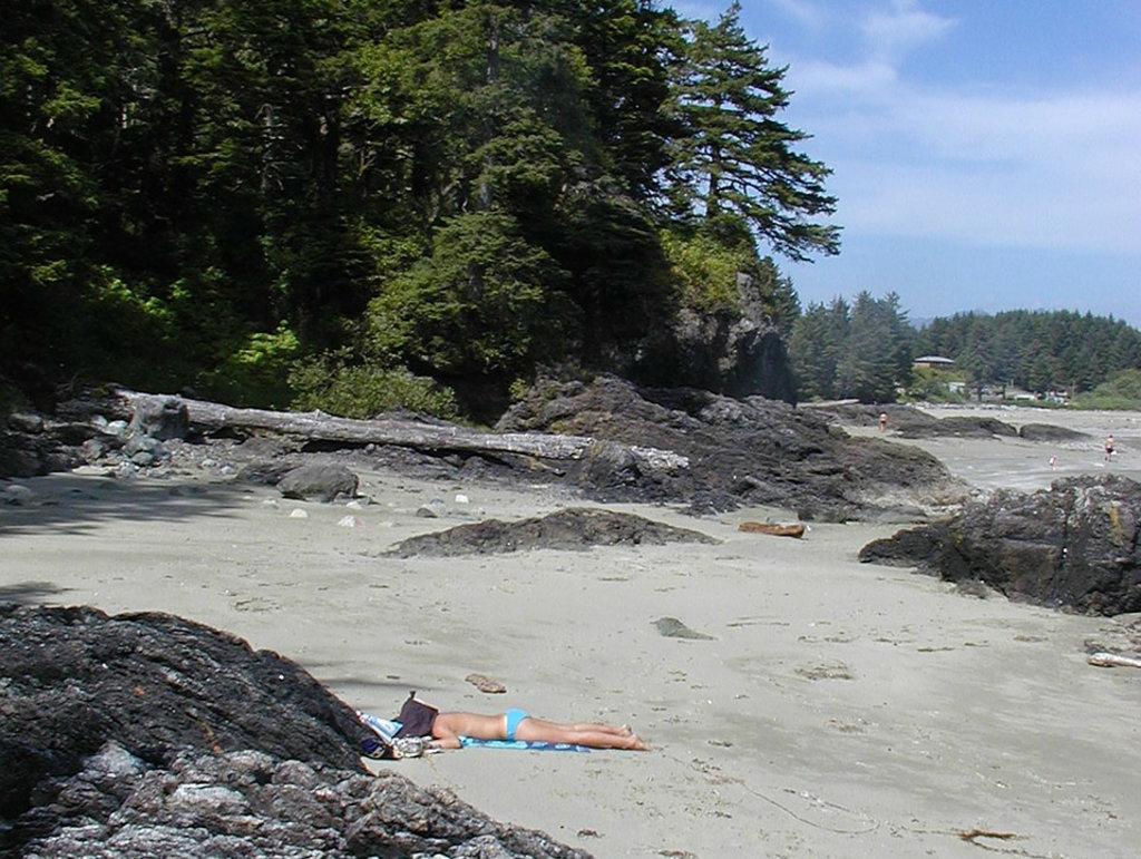 FKK-Strand Wreck Beach in Vancouver