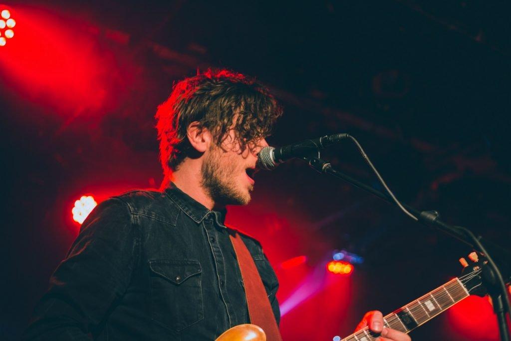 Livemusik in Glasgow
