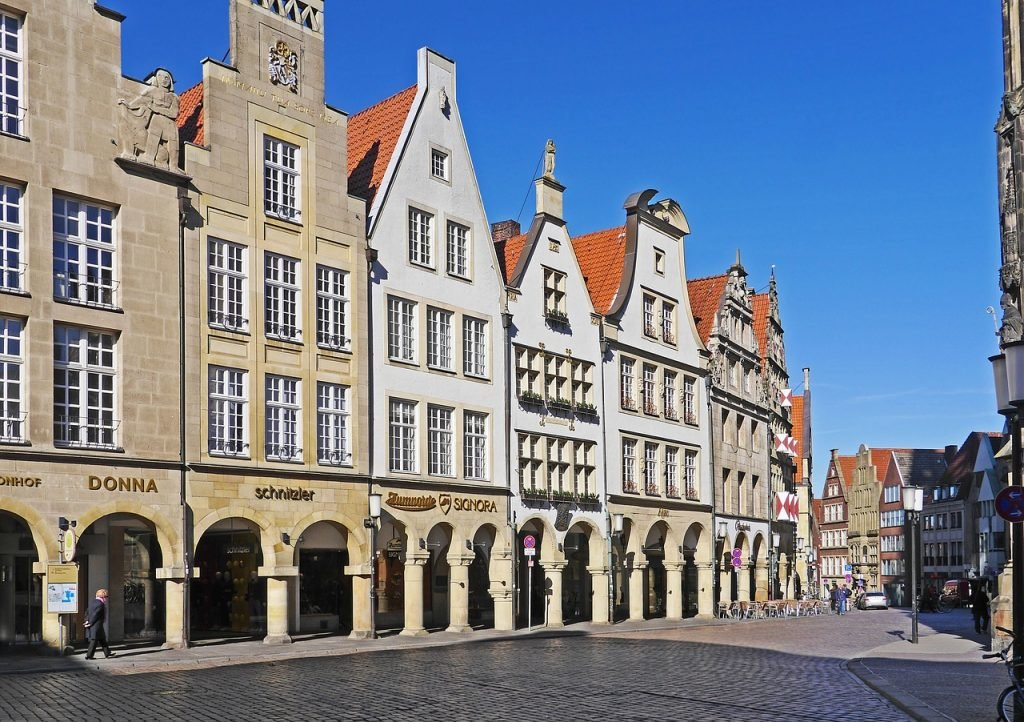 Prinzipalmarkt in Münster