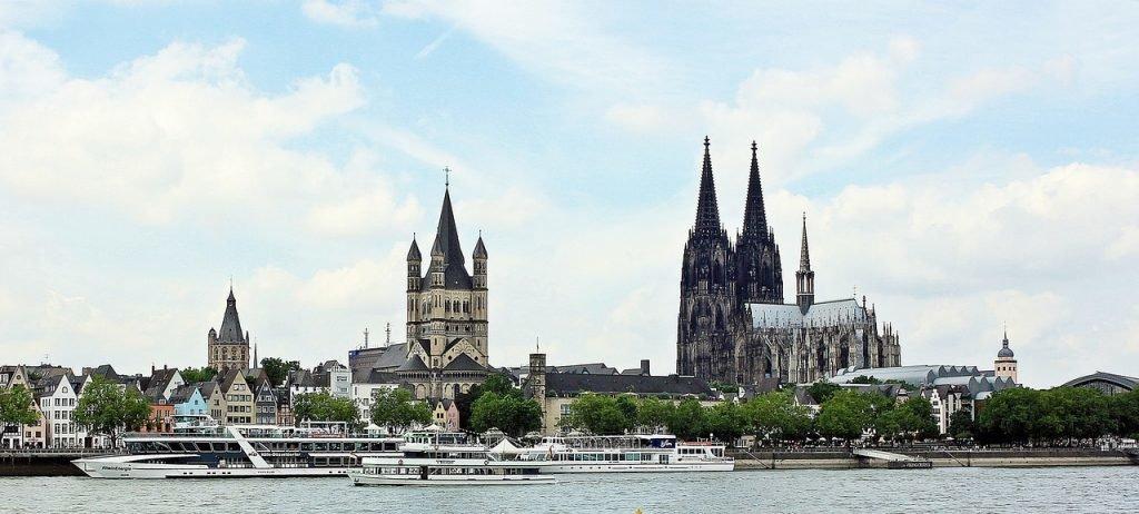 Bootsfahrt in Köln