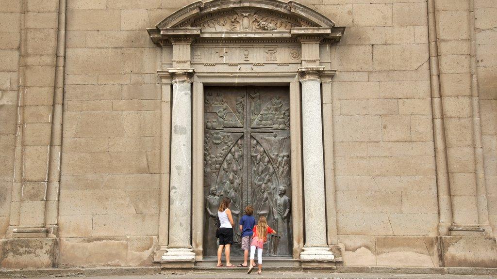 Viterbo que incluye patrimonio de arquitectura