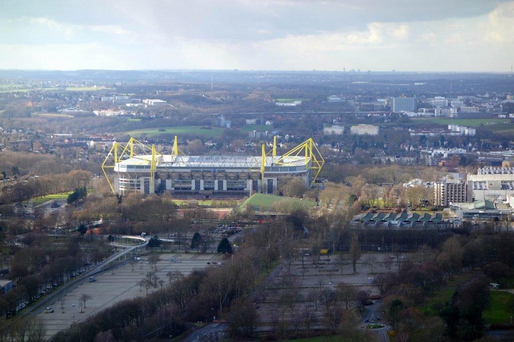 Westfalenstadion in Dortmund
