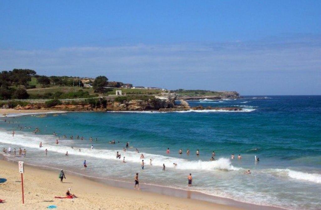 Strand in Sydney