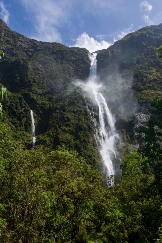 Sutherland Wasserfall