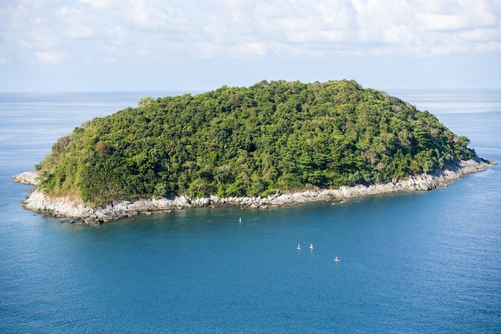 Thailands größte Insel Phuket