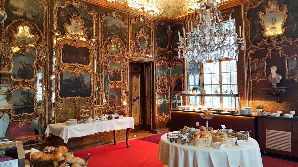 Venezianisches Zimmer im Schloss Leopoldskron