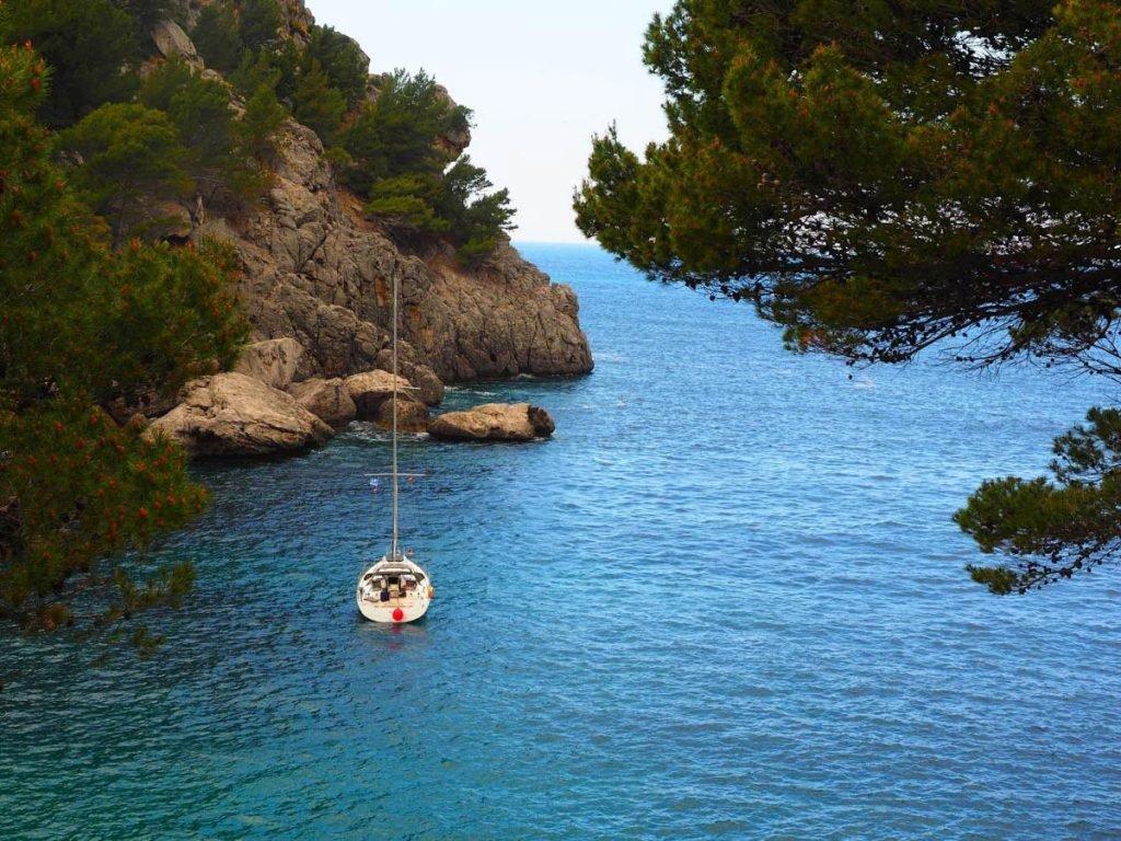 Buchten auf Mallorca