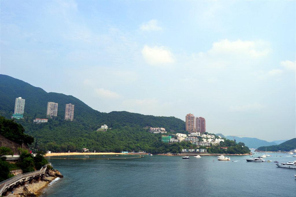 Stanley Beach in Hongkong