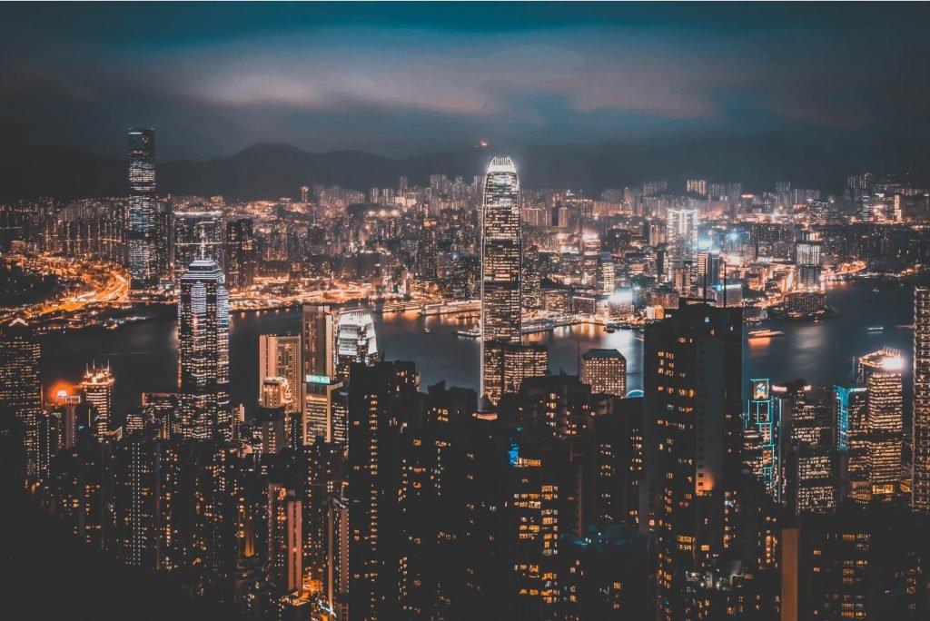 Hongkong Cityscape