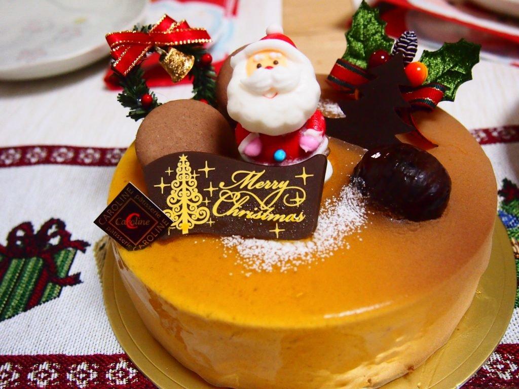 Japanischer Weihnachtskuchen
